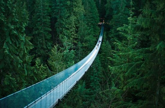 Capilano-Suspension-Bridge-Vancouver-British-Columbia