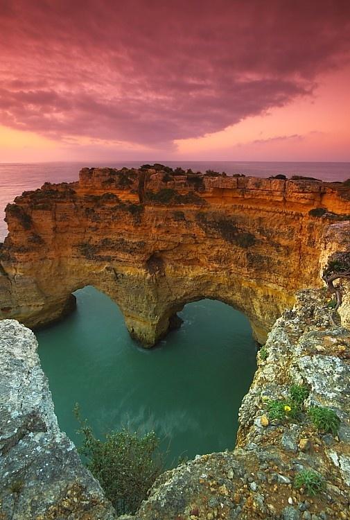 Heart-Sea-Arch-Portugal