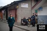 Los hutong de Beijing ( China)