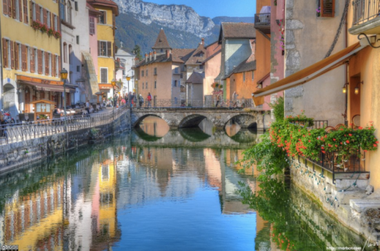 11.Annecy, France