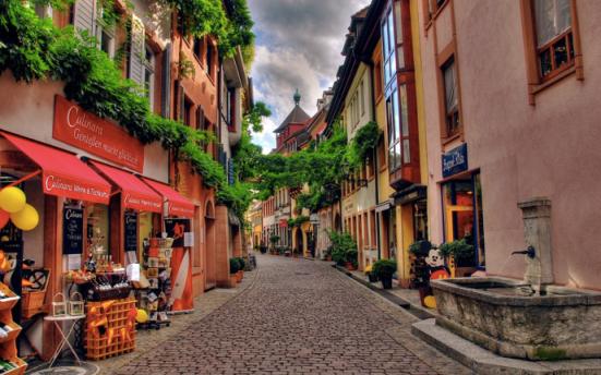 17.Freiburg, Germany