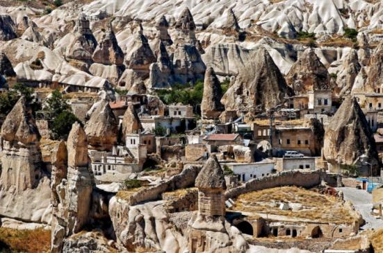18.Goreme, Turkey