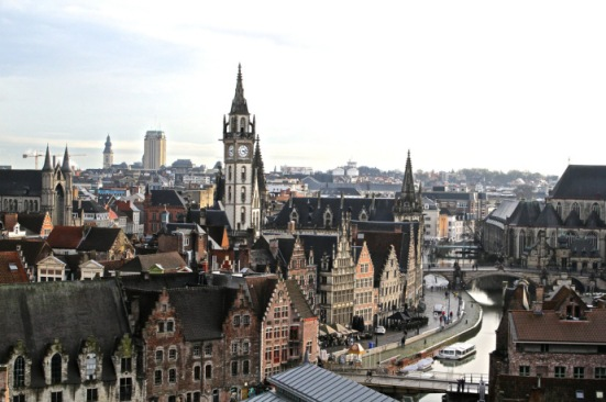 19.Ghent,Belgium