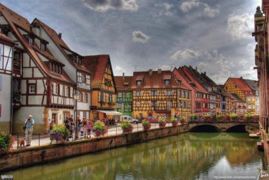 2.Colmar, France