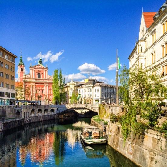 20.Ljubljana, Slovenia