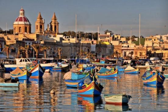 3.Marsaxlokk,Malta