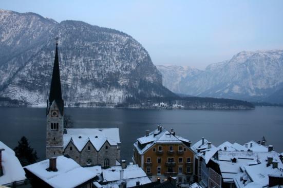 4.Hallstatt, austria