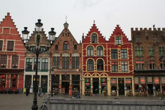 5.Bruges, Belgium