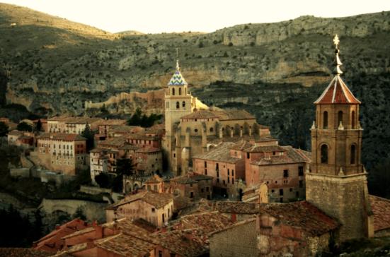 8.Albarracin, Spain