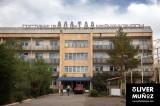 """El hotel Ala-Too, un reducto soviético """"habitable"""" ( Kyrgyzstan)"""